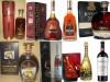 Молдавский коньяк, вино и другие напитки в ассортименте